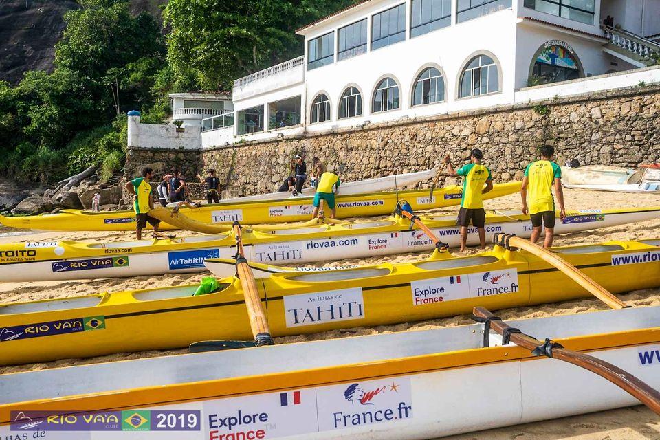 Rio Va´a 2020 - 19ª edição na Praia da Urca - Paddle News